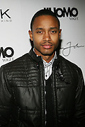 """Terrence J pictured at the cocktail party celebrating Sean """"Diddy"""" Combs appearance on the """" Black on Black """" cover of L'Uomo Vogue's October Music Issue"""