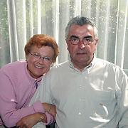 Echtpaar Jongerden, koster Zenderkerk Huizen