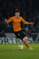 Wolves forward Liam McAlinden   - Photo mandatory by-line: Mitchell Gunn/JMP - Tel: Mobile: 07966 386802 01/04/2014 - SPORT - FOOTBALL - Broadhall Way - Stevenage - Stevenage v Wolverhampton Wanderers - League One