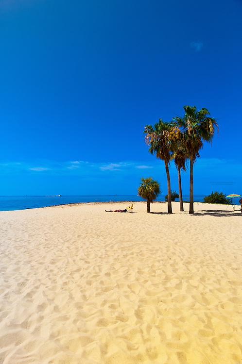 Sombrero Beach, Marathon Key, Florida Keys, Florida USA