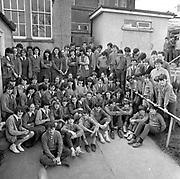 Pupils at the killorglin Intermediate School in 1985.<br /> Photo Don MacMonagle<br /> e: info@macmonagle.com