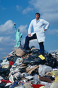 William L. Rathje, professor of archeology at the University of Arizona studies garbage as insight into human behavior.  The only way to know who a people are is by what they throw away he says.