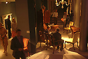 The opening  day of the Grosvenor House Art and Antiques Fair.  Grosvenor House. Park Lane. London. 14 June 2006. ONE TIME USE ONLY - DO NOT ARCHIVE  © Copyright Photograph by Dafydd Jones 66 Stockwell Park Rd. London SW9 0DA Tel 020 7733 0108 www.dafjones.com