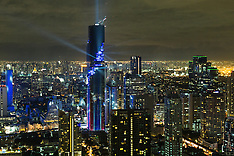 The MahaNakhon Building, Bangkok, Thailand