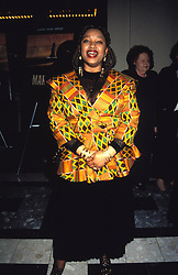 Oct. 5, 2007 - WORLD PREMIERE OF ''MANDELA'' AT THE WORLD CINEPLEX, NEW YORK CITY 03-18-1997.ZINDZI MANDELA HLONGWANE (N. MANDELA''S DAUGHTER). KELLY JORDAN-(Credit Image: © Kelly Jordan/ZUMA Wire)