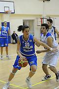 DESCRIZIONE : Roma Acqua Acetosa amichevole Nazionale Italia Donne<br /> GIOCATORE : Valentina Fabbri<br /> CATEGORIA : palleggio difesa<br /> SQUADRA : Nazionale Italia femminile donne FIP<br /> EVENTO : amichevole Italia<br /> GARA : Italia Lazio Basket<br /> DATA : 27/03/2012<br /> SPORT : Pallacanestro<br /> AUTORE : Agenzia Ciamillo-Castoria/GiulioCiamillo<br /> Galleria : Fip Nazionali 2012<br /> Fotonotizia : Roma Acqua Acetosa amichevole Nazionale Italia Donne