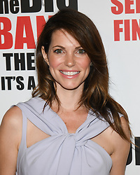 May 1, 2019 - COURTNEY HENGGELER attends The Big Bang Theory's Series Finale Party at the The Langham Huntington. (Credit Image: © Billy Bennight/ZUMA Wire)