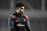Rugby League - 2020 Betfair Super League - Semi-final - St Helens vs Catalan Dragons - TW Stadium<br /> <br /> St. Helens's Kevin Naiqama<br /> <br /> COLORSPORT/TERRY DONNELLY