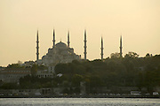 Turkije, Istanbul, 4-6-2011De blauwe moskee, in sultanahmet.Foto: Flip Franssen