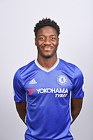 COBHAM, ENGLAND - AUGUST 11: Ola Aina of Chelsea during the Official Portrait session at Chelsea Training Ground on August 11, 2016 in Cobham, England. (Photo by Darren Walsh/Chelsea FC via Getty Images)