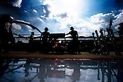 Hungarian Grand Prix 2013<br /> our best selection from Award winning Photographer Darren Heath.<br /> McLaren getting ready for the race <br /> ©Darren Heath/Exclusivepix