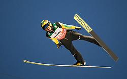29.12.2018, Schattenbergschanze, Oberstdorf, GER, FIS Weltcup Skisprung, Vierschanzentournee, Oberstdorf, Qualifikation, im Bild Noriaki Kasai (JPN) // Noriaki Kasai of Japan during his Qualification Jump for the Four Hills Tournament of FIS Ski Jumping World Cup at the Schattenbergschanze in Oberstdorf, Germany on 2018/12/29. EXPA Pictures © 2018, PhotoCredit: EXPA/ Peter Rinderer