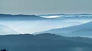 "View from Matlock, Victoria over the Victorian Alps, Australia<br /> 62.3cm x 35.1cm (24.5"" x 13.8"")"