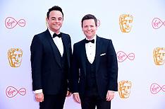 BAFTA TV Awards 2019 - Arrivals - 12 May 2019