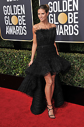 Heidi Klum at the 75th Golden Globe Awards held at the Beverly Hilton in Beverly Hills, CA on January 7, 2018.<br /><br />(Photo by Sthanlee Mirador)
