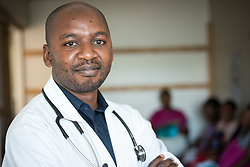 2 March 2017, Ma Mafefooane Valley, Lesotho: Dr N. G. Suaka. Saint Joseph's Hospital is a district hospital in the Ma Mafefooane Valley in Lesotho. The hospital was established in 1937 and is run as a Roman Catholic non-profit institution by the Christian Health Association of Lesotho. As a district hospital, it offers comprehensive healthcare including male, female, paediatric, Tuberculosis and maternity care. It is closely linked with the neighbouring Roma College of Nursing, which runs on similar premises as part of the same institution. Drug supplies are secured to the hospital by means of a Memorandum of Understanding with the government.