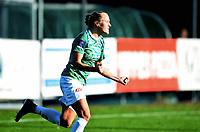 Fotball , 28. september 2017 ,  Toppserien ,  Røa - Klepp<br /> Jubel for scoring av Tameka Butt   , Klepp