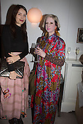 ROKSANDA ILINCIC; JULIE VERHOEVEN, Valeria Napoleone hosts a dinner at her home in honour of Judith Hopf in cerebration of her new commission at Studio Voltaire. London. 15 October 2013