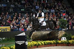 Battenberg Bodo, (GER), Comme Il Faut<br /> Indoor Derby<br /> Stuttgart - German Masters 2015<br /> © Hippo Foto - Stefan Lafrentz