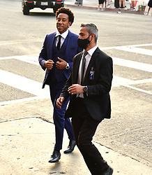 Ludacris is seen in Los Angeles, CA.