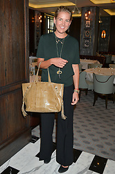 HANNELI RUPERT at the 'Ladies of Influence Lunch' held at Marcus, The Berkeley Hotel, London on 12th May 2014.