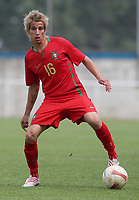 World Cup 2010 Preview - Portugal Team. In picture: Fabio Coentrao . **File Photo** 20090325. PHOTO: Octavio Passos/CITYFILES