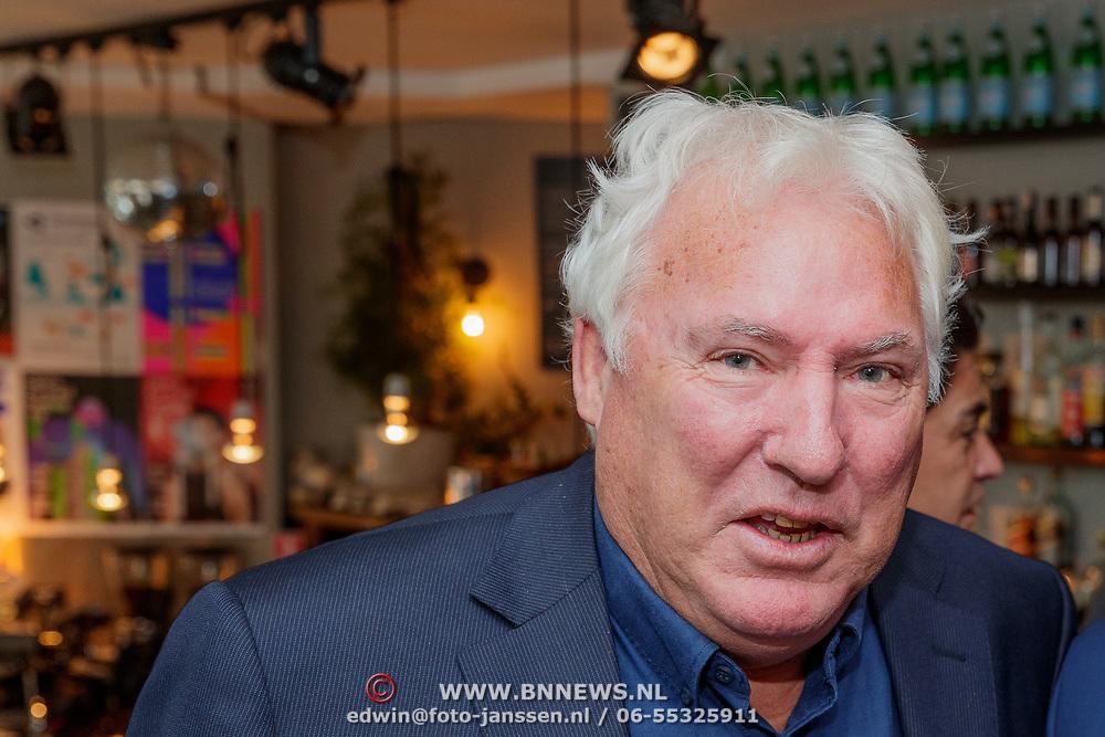 NLD/Amsterdam/20190308 - Boekpresentatie Gerard van der Lem, Gerard