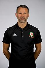 FAW Wales Head Shots