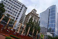 Buildings @ Pioneer Square, Portland