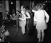 Belfast Children at Gaiety Pantomime.27/01/1972