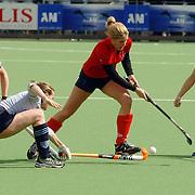 NLD/Laren/20060409 -  Hockey, hoofdklasse dames, Laren - Nijmegen, Maud Mulder