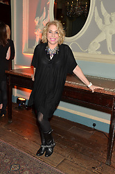 BRIX SMITH START at a party to celebrate 25 years of the Magnum ice ream held at home House, 20 Portman Square, London on 26th March 2014.