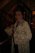 Cindy Adams, Dirty Dancing ,premiere: Aldwych Theatre, 49 Aldwych, London, WC2,24 October 2006. -DO NOT ARCHIVE-© Copyright Photograph by Dafydd Jones 66 Stockwell Park Rd. London SW9 0DA Tel 020 7733 0108 www.dafjones.com