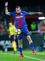 Valencia v Barcelona - 26 Nov 2017