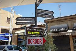 Street & Border Signs