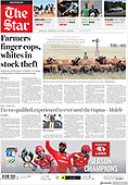 March 04, 2021 (AFRICA): Front-page: Today's Newspapers In Africa