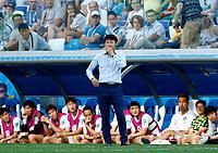 Korea Republic coach Shin Taeyong<br /> Nizhny Novgorod 16-06-2018 Football FIFA World Cup Russia  2018 <br /> Sweden - South Korea / Svezia - Corea del Sud <br /> Foto Matteo Ciambelli/Insidefoto