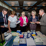 23.05.2018.       <br /> Today, the Institute of Community Health Nursing (ICHN) hosted its2018 community nurseawards in association withHome Instead Senior Care,at its annual nursing conference, in the Strand Hotel Limerick, rewarding public health nurses for their dedication to community care across the country. <br /> <br /> Pictured at the event were, Enda Harney, Fannin, Teresa O'Dowd, Eithne Garrick, Mary Donnelly and Rodger Waugh, Fannin. Picture: Alan Place