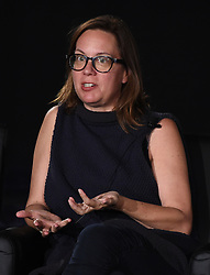LOS ANGELES - AUGUST 9: Liza Johnson onstage during 'Half Initiative and FX Directors' panel during the FX portion of the 2017 Summer TCA press tour at the Zanuck Theatre on the Fox Studio Lot on August 9, 2017 in Los Angeles, California. (Photo by Frank Micelotta/FX/PictureGroup) *** Please Use Credit from Credit Field ***