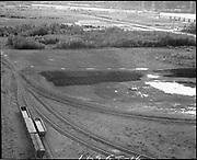"Ackroyd 16965-16 ""Oregon Steel Mills. Aerials & ground photos. Rivergate. October 23, 1970."""
