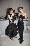 ANNABEL NEILSON AND LANA MARBAY Gala performance of Night Of The Snow Queen, English National Ballet. Coliseum, London, WC2,pre performance party at  St Martins Lane Hotel, 45 St Martins Lane, London, WC2N 4HX. 12 December 2007. -DO NOT ARCHIVE-© Copyright Photograph by Dafydd Jones. 248 Clapham Rd. London SW9 0PZ. Tel 0207 820 0771. www.dafjones.com.