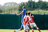 Richie Bennett. Stockport County 0-2 Fleetwood Town. Pre-Season Friendly. 15.8.20