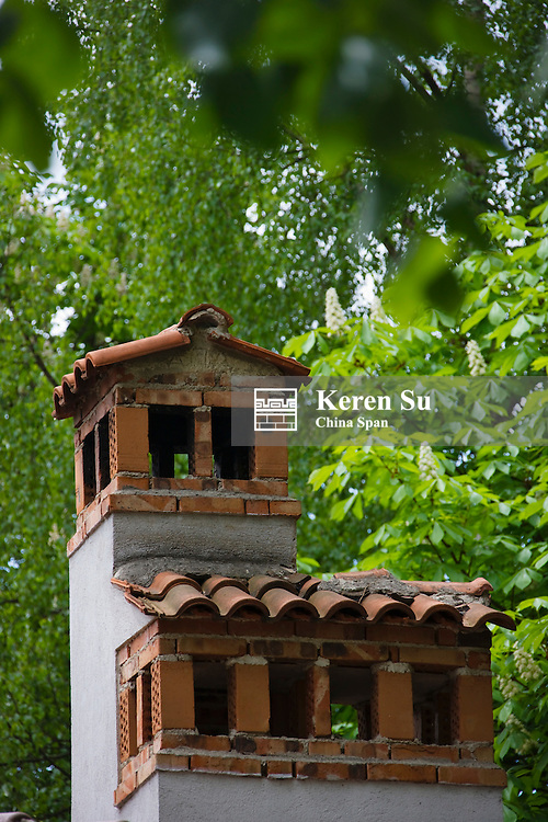 Traditional house, Koprivshtitsa, Bulgaria