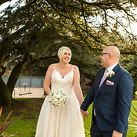 Elle and Martyn - Manor Parc Hotel, Cardiff