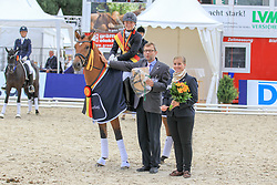 , Warendorf - Bundeschampionate 29.08. - 02.09.2012, Don Henley 4 - Hartmann-Stommel, Wibke - Championatssieger