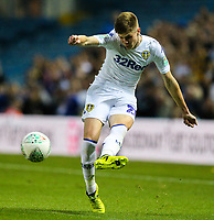 Leeds United's Tom Pearce<br /> <br /> Photographer Alex Dodd/CameraSport<br /> <br /> The Carabao Cup Second Round - Leeds United v Preston North End - Tuesday 28 August 2018 - Elland Road - Leeds<br />  <br /> World Copyright © 2018 CameraSport. All rights reserved. 43 Linden Ave. Countesthorpe. Leicester. England. LE8 5PG - Tel: +44 (0) 116 277 4147 - admin@camerasport.com - www.camerasport.com