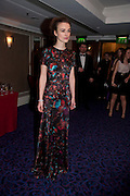 KEIRA KNIGHTLEY, The Laurence Olivier Awards,The Grosvenor House Hotel, Park Lane. London.   21 March  2010