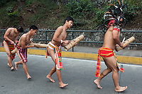 """Igorot is the collective name of several Austronesian ethnic groups in The Philippines from the Cordillera Administrative Region of Luzon. They inhabit the six provinces of Abra, Apayao, Benguet, Kalinga, Ifugao, and Mountain Province as well as Baguio City and its surrounding area. The term Ifugao or Ipugao which means """"mountain people"""" are used more frequently within the Igorots themselves as igorot is viewed by some as slightly pejorative."""