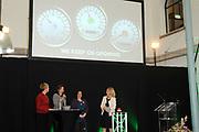 Maxima start WE keep on growing. <br /> <br /> Prinses Maxima geeft in Den Haag in het ministerie van Economische Zaken, Landbouw en Innovatie, het startschot voor het programma WE keep on growing. Het programma beoogt een impuls te geven aan meer succes en groei bij vrouwelijke ondernemers door middel van mentoring. <br /> <br /> Maxima starts WE keep on growing.<br /> <br /> Princess Maxima gives in The Hague in the Ministry of Economic Affairs, Agriculture and Innovation, will kick off the program WE keep on growing. The program aims at encouraging more success and growth in female entrepreneurs through mentoring.<br /> <br /> Op de foto / On the Photo:  drie ondernemers aan het woord / three entrepreneurs