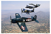 Grumman Cats in Formation<br />